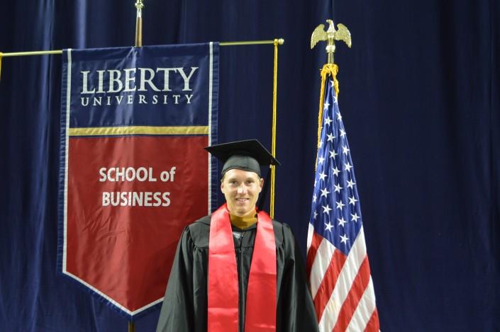 liberty university ceremonie